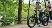Kick Bike à Center Parcs Bispinger Heide