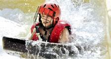 Cool Factor: Wild Water Rafting à Center Parcs De Kempervennen